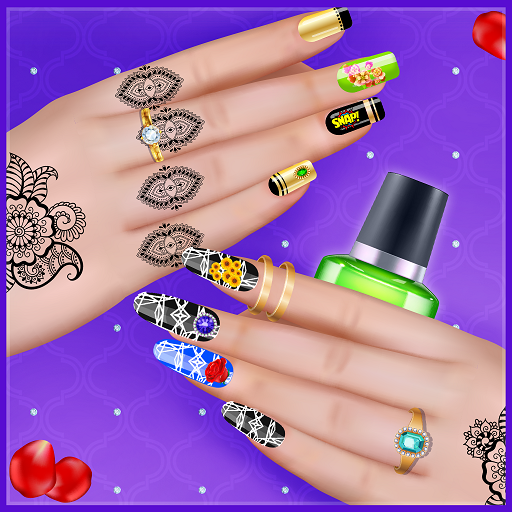 Girly Nail Art Salon: Manicure Games For Girls (Mod) 1.0.2