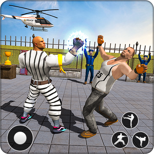 Grand Ring Battle: Fight Prisoner Karate Fighting (Mod) 1.0.7
