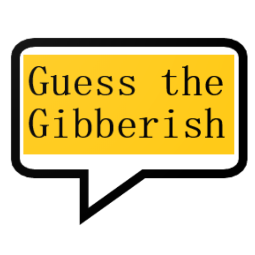 Guess the gibberish game – word games / challenge (Mod) 1.12