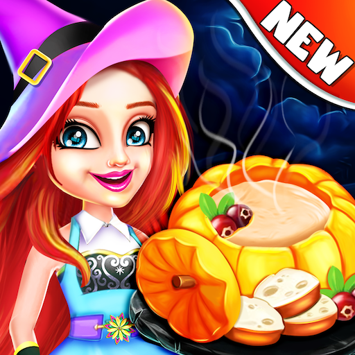 Halloween Cooking: Chef Madness Fever Games Craze (Mod) 1.4.35