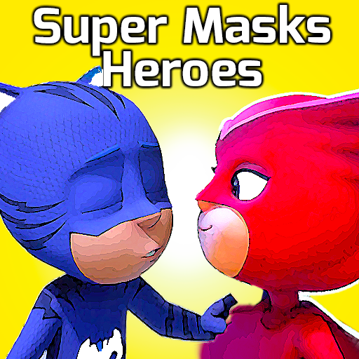 Heroes masks Coloring super cat (Mod) 2.0