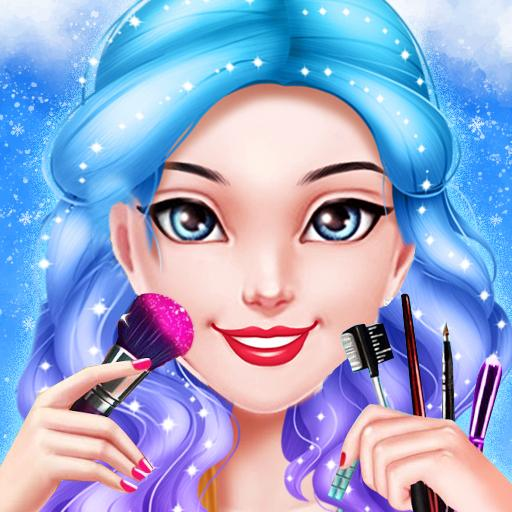 Ice Princess Makeup Salon Games For Girls (Mod) 2.0