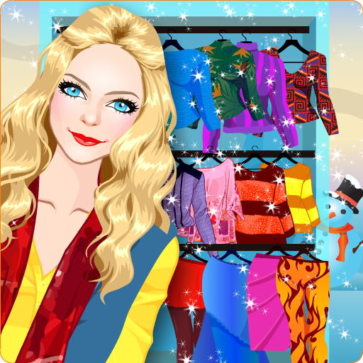 Ice Princess Winter Dress Up (Mod) 1.7.3
