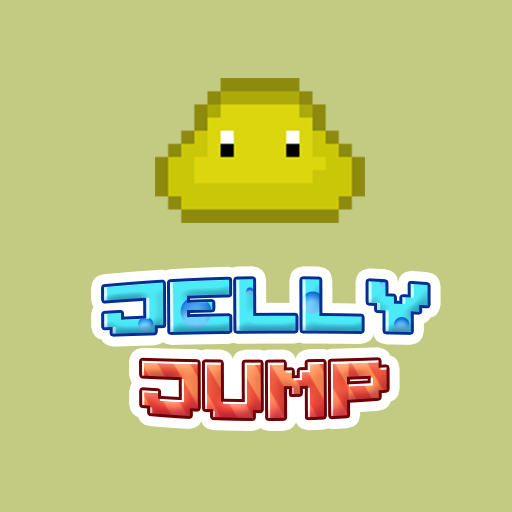 Jelly Jump – Free Hyper Casual Retro Arcade Game (Mod) 1.4