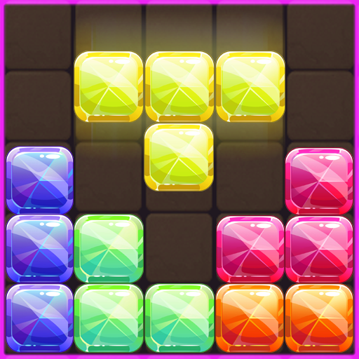 Jewel Block Puzzle Match (Mod) 1.4