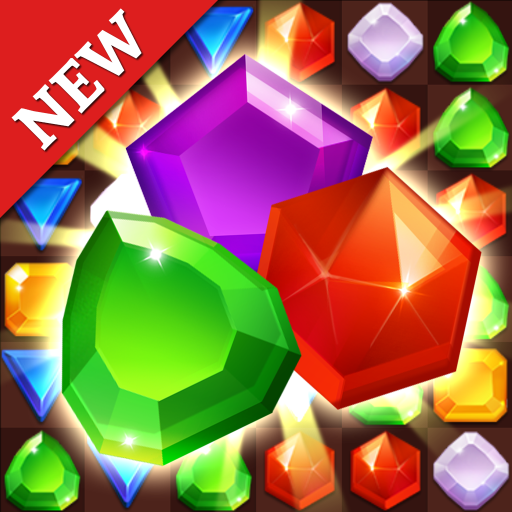 Jewels and Gems Blast: Fun Match 3 Puzzle Game (Mod) 1.0.11