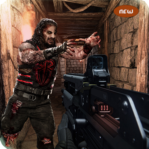 Mad Zombie Frontier 2: DEAD TARGET Zombie Games (Mod) 1.01