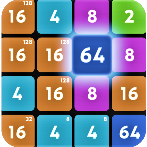 Merge Blast – NO ADS 2048 Puzzle Game (Mod) 1.3.2