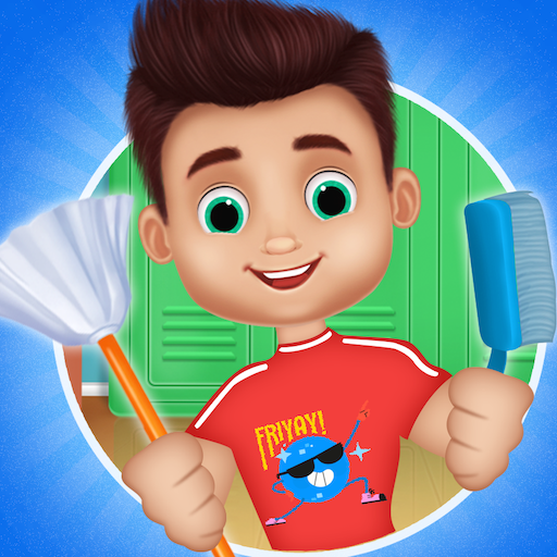 Messy School Cleaning – Bus classroom cleanup (Mod) 3.0