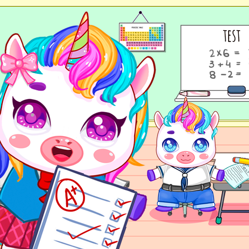 Mini Town: Unicorn School (Mod) 0.6