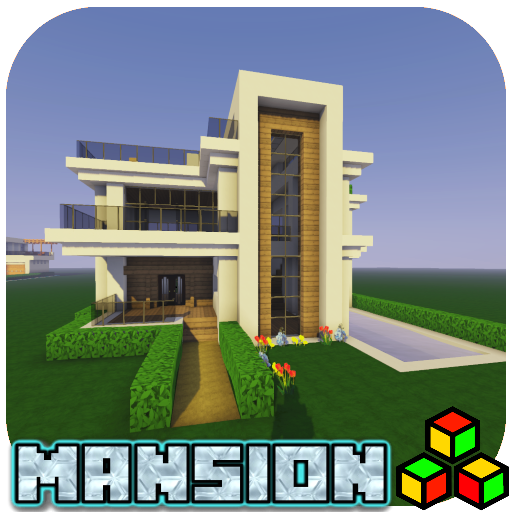 Modern House Mansion Map (Mod) 3.0