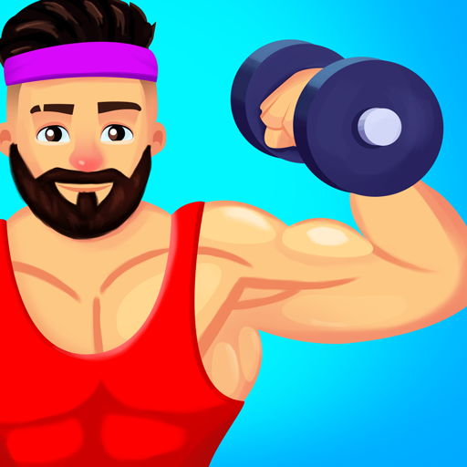 Muscle Workout Clicker- Bodybuilding game (Mod) 2.01