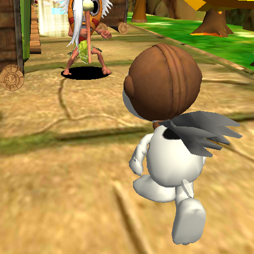 New Snoopy Jungle Run Peanut Adventure (Mod) 1.0