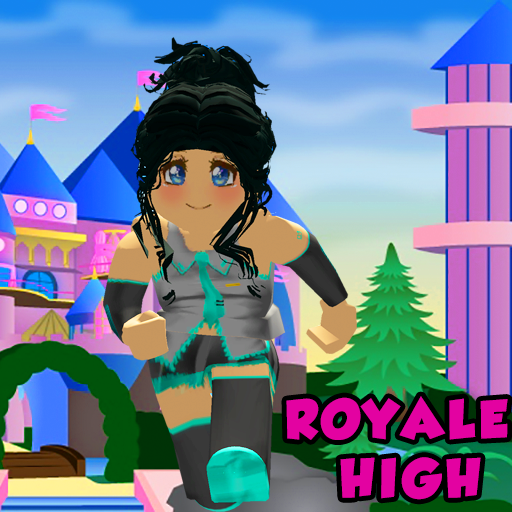 Obby Royale high Cookie Swirl roblx Mod (Mod) 1.0