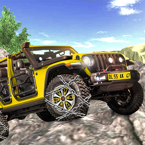 Off-Road 4×4 jeep driving Simulator : Jeep Racing (Mod) 1.0