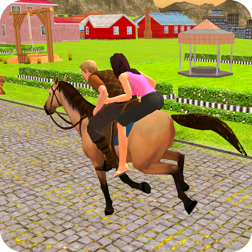 Offroad Horse Taxi Driver – Passenger Transport (Mod) 2.0.147