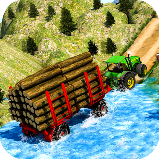 Offroad Pickup Cargo Tractor Trolley Transport (Mod) 1.1.5