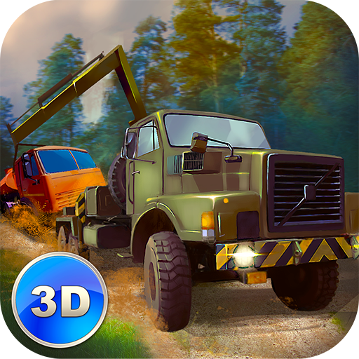 Offroad Tow Truck Simulator 2 (Mod) 1.08