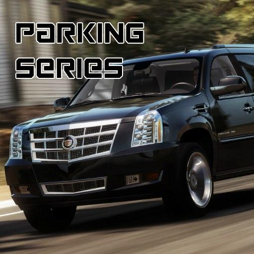 Parking Series Cadillac – Escalade SUV Simulator (Mod) 1.0