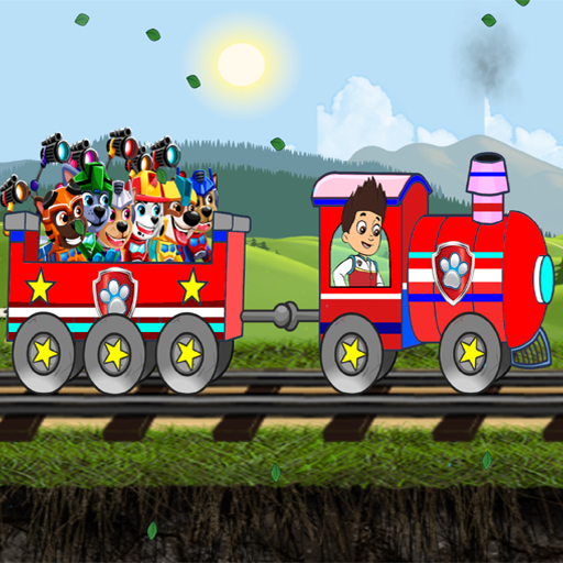 Paw Puppy Train Adventures (Mod) 3.0