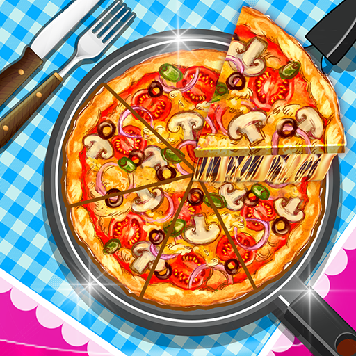 Pizza Maker Kitchen Cooking Mania (Mod) 1.1