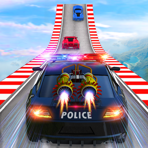 Police Car Chase GT Racing Stunt: Ramp Car Games (Mod) 3.0.2