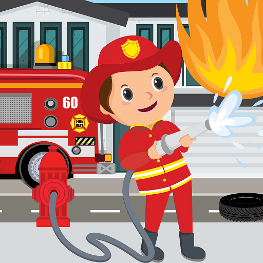 Pretend Play Fire Station: Town Firefighter Story (Mod) 1.0.2