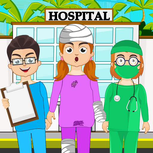 Pretend Town Hospital: City Doctor Life Game (Mod) 1.0.6