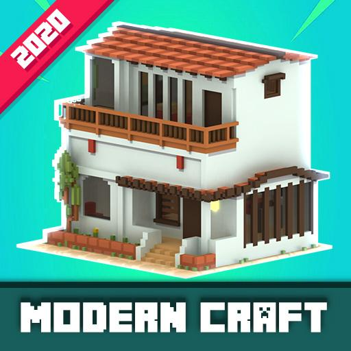 Pro Modern City – Crafting Game 2020 (Mod) 1.0
