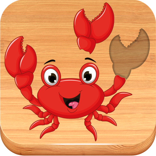 Puzzles for kids Ocean Animals (Mod) 3.7.0.0