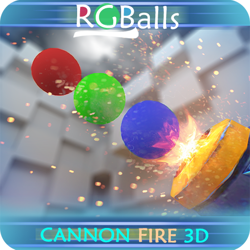 RGBalls – Cannon Fire : Shooting ball game 3D (Mod) 5.01