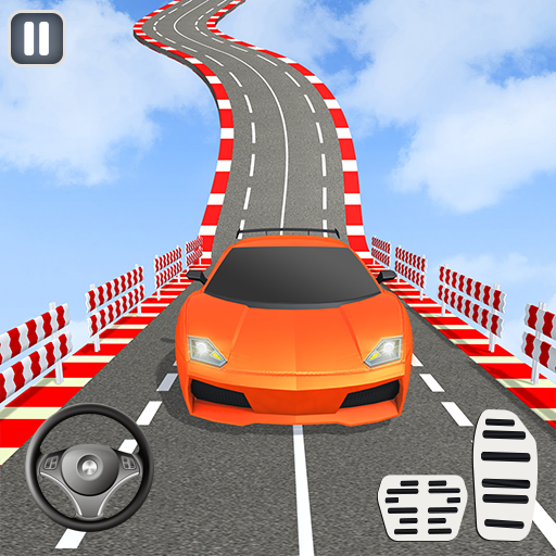 Ramp Car Stunt 3D : Impossible Track Racing 2 (Mod) 1.0