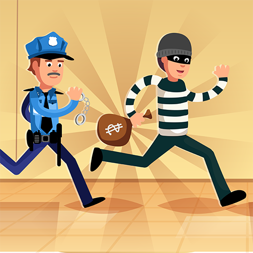 Robber Run – Cops and Robbers: Police Chasing Game (Mod) 2.8