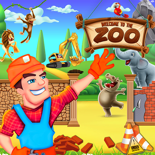 Safari Zoo Builder: Animal House Designer & Maker (Mod) 1.0.3