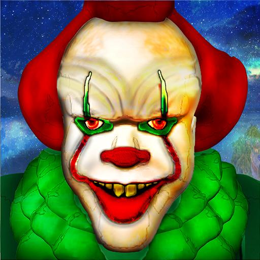 Scary Horror Clown  Pennywise – Ghost Escape Game (Mod) 1.1