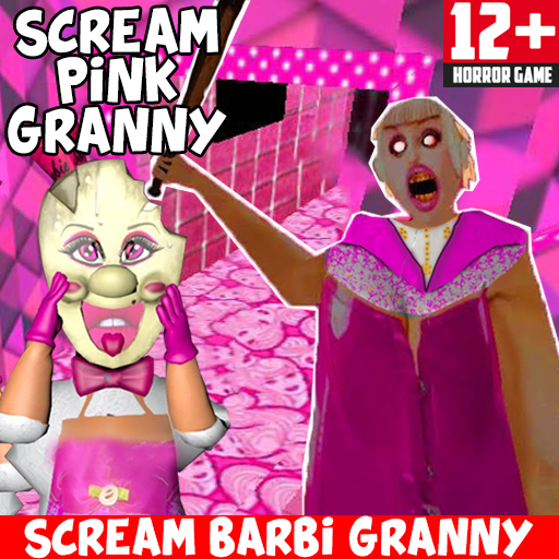 Scream Granny Barbi: Haunted Ice Mod Mystery House (Mod) 1