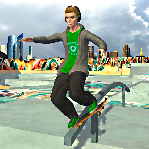 Skateboard FE3D 2 – Freestyle Extreme 3D (Mod) 1.26