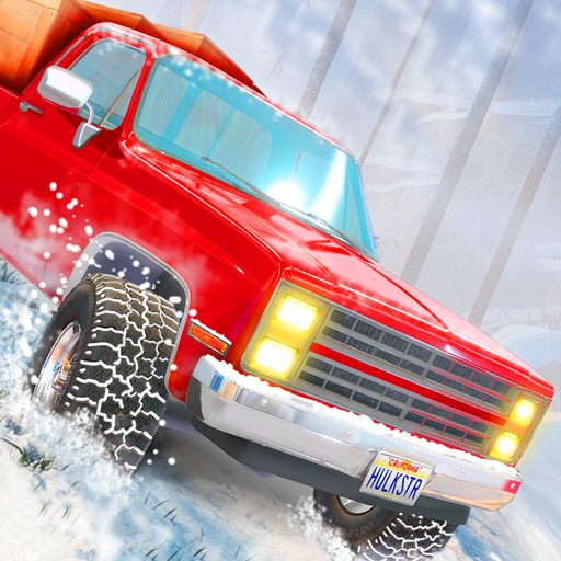 Snow Truck Simulator: Off Road Monster Truck Games (Mod) 1.6