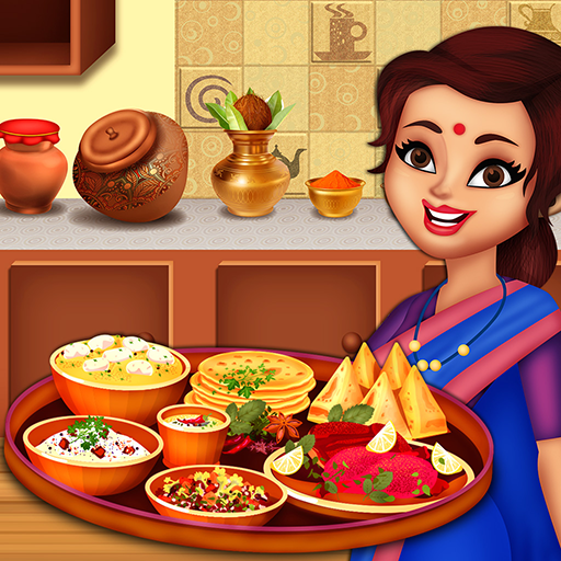 Street Food Indian Chef: Kitchen Cooking Recipes (Mod) 0.4