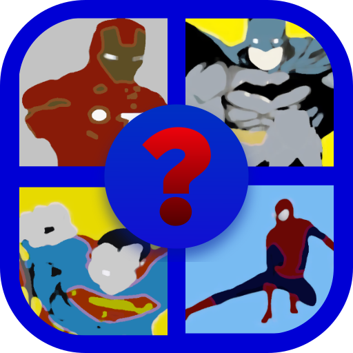 Superheroes and villains quiz (Mod) 7.2.3z