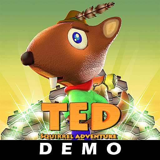 TED squirrel adventure DEMO (Mod) 2.4