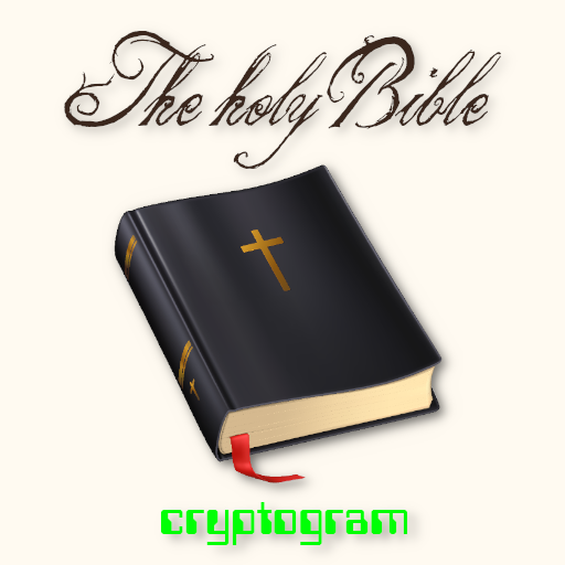 The Holy Bible in Cryptogram (Mod) laBendición