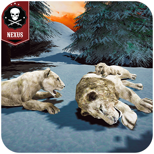 The white lion Sim: Rise of a snow King (Mod) 2