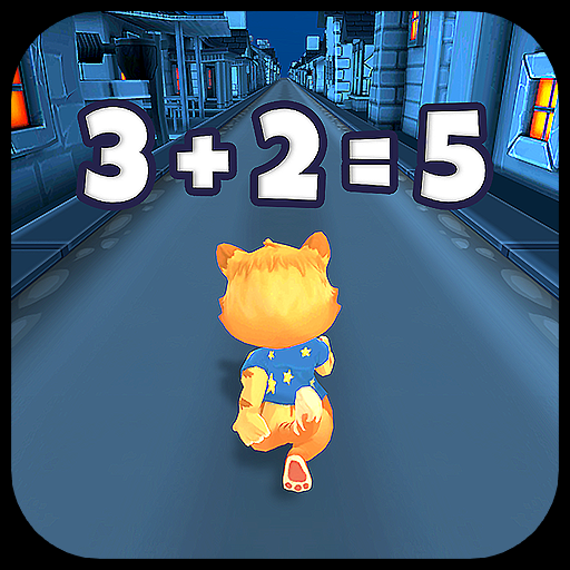 Toon Math: Endless Run and Math Games (Mod) 1.9.2