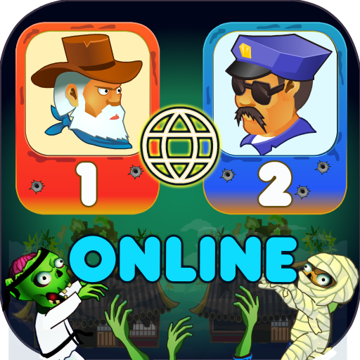 Two guys & Zombies (online game with friend) (Mod) 1.0.9
