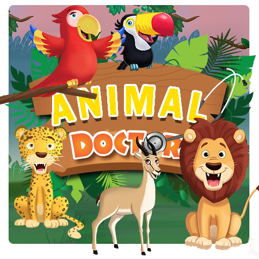 jungle animals doctor kids games (Mod) 3.4.2