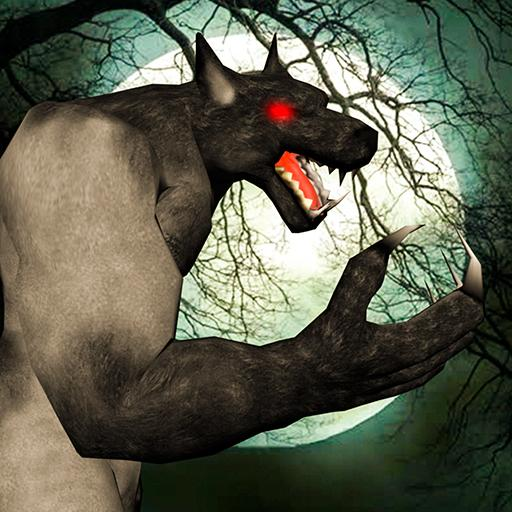 jungle werewolf monster rpg -bigfoot forest hunter (Mod) 0.2