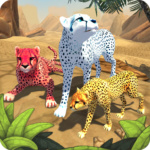 Cheetah Family Sim – Animal Simulator (Mod) 7.0