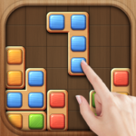 Color Wood Block Puzzle – Free Fun Drop Brain Game (Mod) 1.3.0