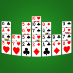 Crown Solitaire: A New Puzzle Solitaire Card Game (Mod) 1.6.2.1665